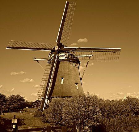 projekt vindmølle
